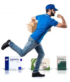 Hitra in brezplačna dostava Kamagra, Viagra