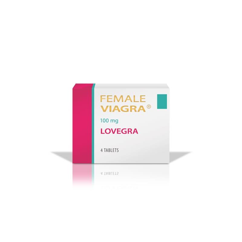 Lovegra VIAGRA za ženske