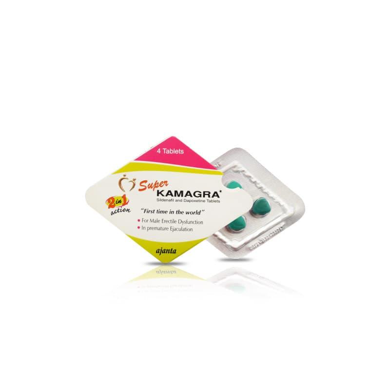 SUPER KAMAGRA tablete