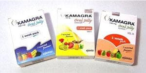 Kamagra Oral Jelly paketki