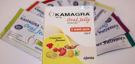 Kamagra gel Oral Jelly 2