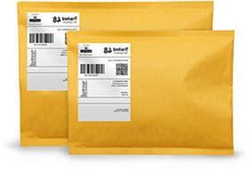 Diskretno zapakirani paketi
