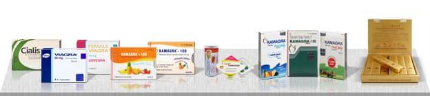 Najnižje cene izdelkov Kamagra in Viagra